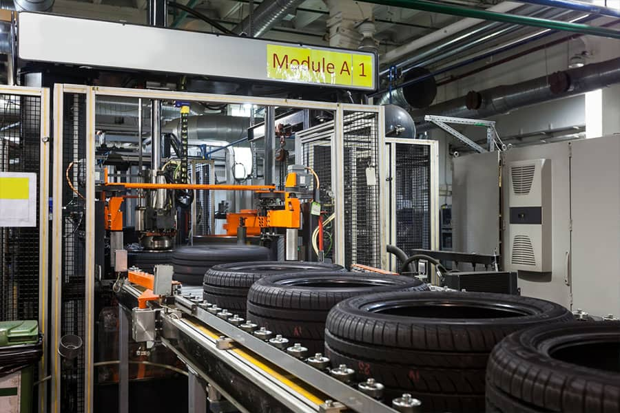 packaging solution for automotive